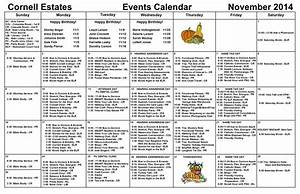 image gallery nursing home activity calendar With nursing home activity calendar template