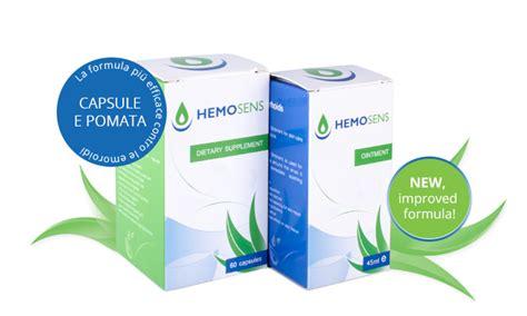 Fastidio Anale Interno - hemosens real hemorrhoids relief