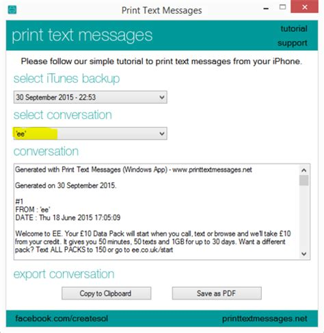 how to print text messages from iphone 5 print text messages iphone