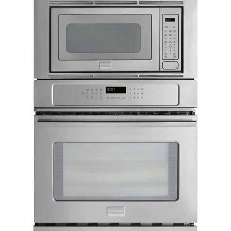 combo microwave and oven frigidaire fpmc3085pf professional 4 6 cu ft
