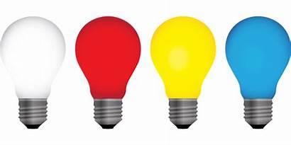 Bulb Icon Lightbulb Lighting Idea Lamp Symbol