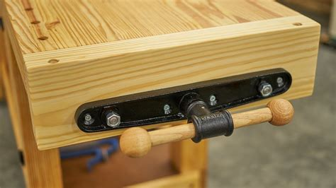 install  quick release  vise youtube