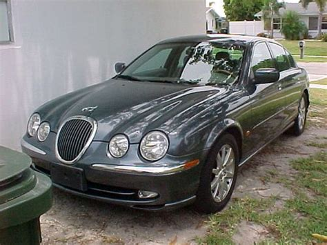 Purchase Used 2000 Jaguar S Type 3.0 L One Owner In North