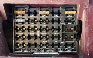 93 Chevy Fuse Box