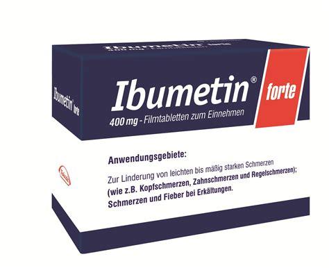 Schmerzmittel  Ibumetin Forte 20St