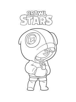 kids  funcom  coloring pages  brawl stars