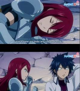 Fairy Tail Grey And Erza | www.imgkid.com - The Image Kid ...