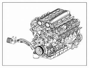 Dodge Viper Engine  Long Block  Service  Electronic