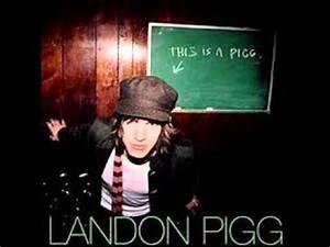Landon Pigg - T... Landon Pigg Quotes