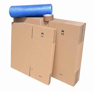 Carton Demenagement Carrefour : carrefour location nos kits d m nagement pack 15 cartons ~ Dallasstarsshop.com Idées de Décoration