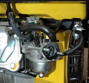 Champion Generator Carb Tear