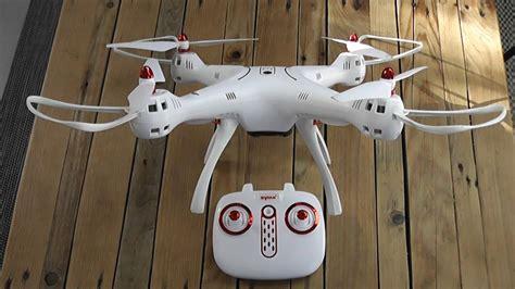 drone syma  sc  demo youtube