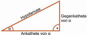 Gleichschenkliges Dreieck Berechnen Online : sinus cosinus und tangens im rechtwinkligen dreieck trigonometrie online lernen ~ Themetempest.com Abrechnung