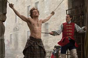 'Outlander' TV Series Releases First Trailer and Photos