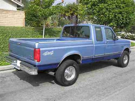 Buy used 1997 Ford F-250 Extended Cab Short-Bed 4x4 Turbo ...