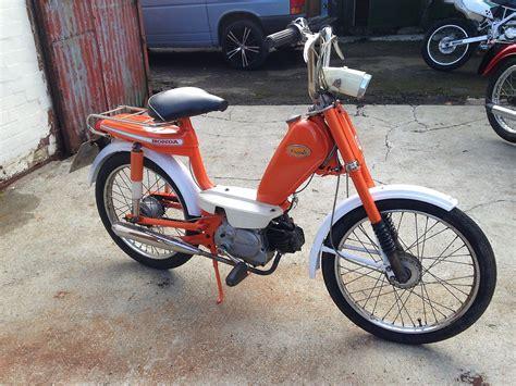 Honda Moped by Honda Novio Moped