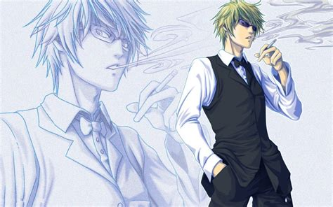 Anime Cool Boy Wallpaper - cool boy anime wallpapers wallpaper cave
