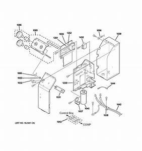 Ge Ajes08ascm2 Room Air Conditioner Parts