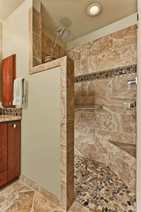 Walk In Shower - 37 walk in showers that add a touch of class and boost