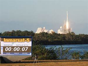 F4 is A-OK: Inmarsat Launches Fourth GX Satellite ...