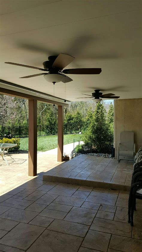 Outdoor Ceiling Fans  Benefits And Choosing The Right Type