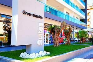 green garden suites hotel alanya informationen und With katzennetz balkon mit green garden suites hotel
