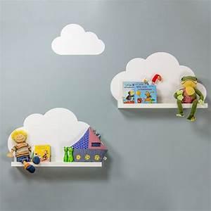 Wolken Wandtattoo Fr IKEA Bilderleiste Weiss