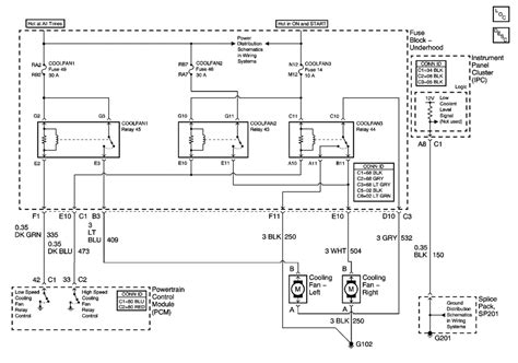 89 Peterbilt 379 Wiring Diagram by Cooling Fans When Should They Come On Corvetteforum