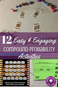 12 Easy  U0026 Activities For Teaching Compound Probability