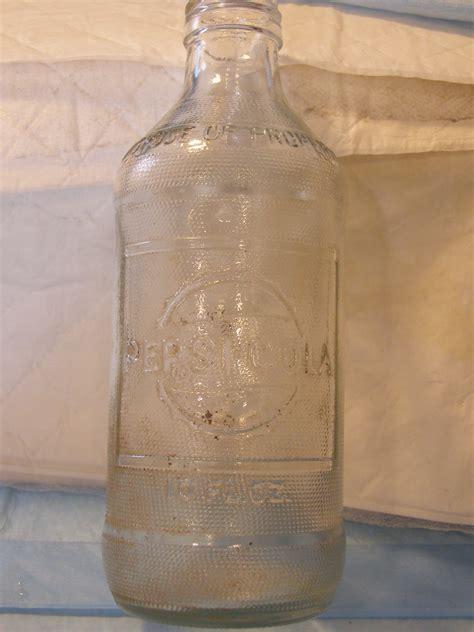 pepsi bottle collectors weekly