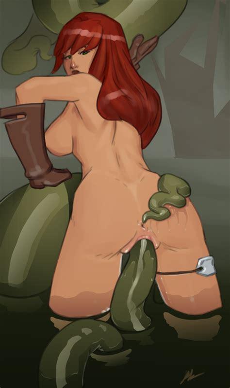 Kinky Tentacle Sex Red Sonja Hentai Pics Superheroes