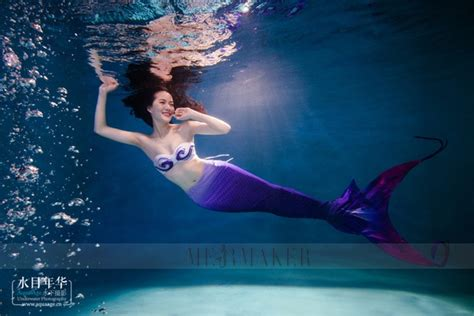 2017 Adult Swimmable Mermaid Tail Water For Swimming