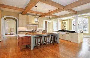 Sophisticated Farm Living Bluebell Kitchens