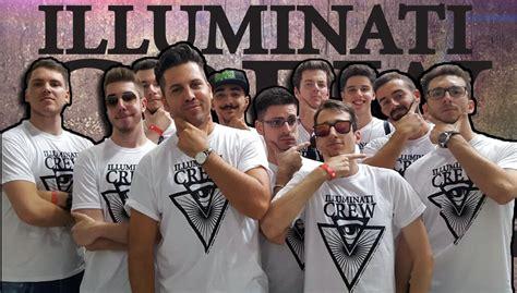chi sono gli illuminati di oggi la illuminati crew ospite domani a castelfranco notizie plus