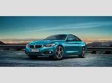 BMW 4 Series Coupé At a glance
