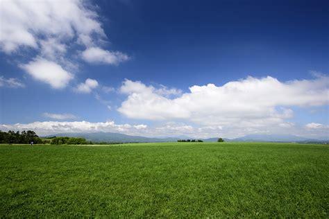 Blue Sky Green Grass · Free Photo On Pixabay