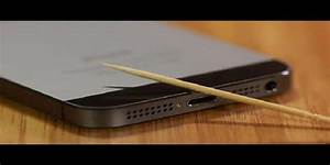 How To Clean Your Iphone U0026 39 S Speakers Without Spoiling Them