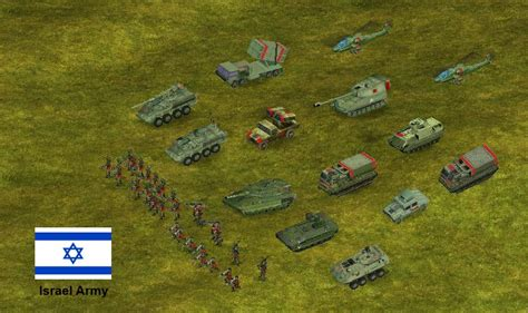 israel image fierce war mod for rise of nations thrones