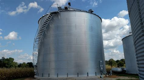 bushel capacity   week fs construction services