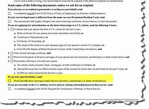 n 400 required docs us citizenship general discussion With document checklist uscis