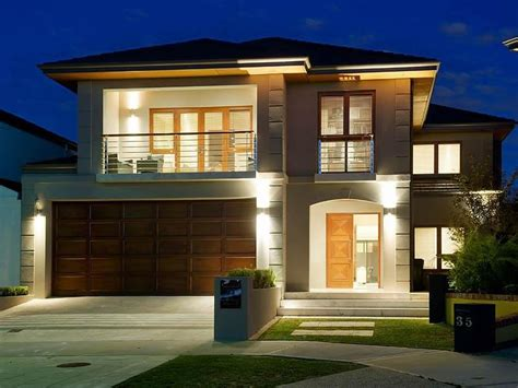 double storey house  ultra comfortable interior home