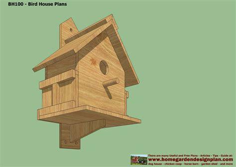 dream wood design cool downloadable bird house plans