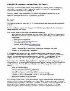 Free 10  Contractor Handbook Samples In Pdf