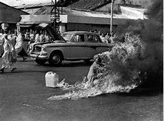 Mal Browne Burning Monk Saigon, Vietnam 1963 cult