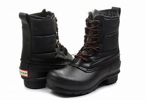 Hunter Boots Big Kid Size Chart Hunter Boots Quilted Lace Up Short S1090rny Blk