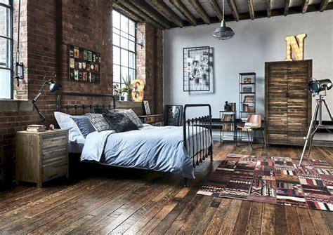 industrial bedroom design ideas