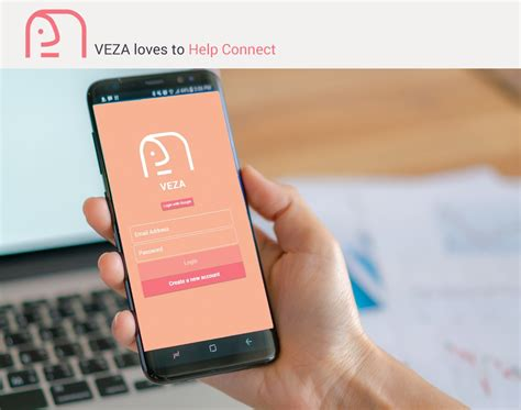 Business Card Replacement App Veza Launches In Sa Men's Business Card Wallet Picture App Best Weight For Cards Make Your Own Website Electrical Free Download Creative Mockup Template Handyman Design