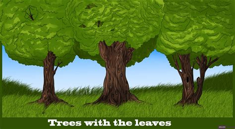 How To Draw Trees, Step By Step, Trees, Pop Culture, Free