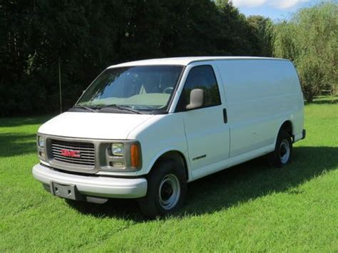 books on how cars work 2001 gmc savana 1500 head up display find used 2001 gmc savana 3500 cargo van 5 7 liter no reserve in new canton virginia united states
