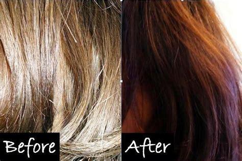 henna dyed hair basics  henna based dyes